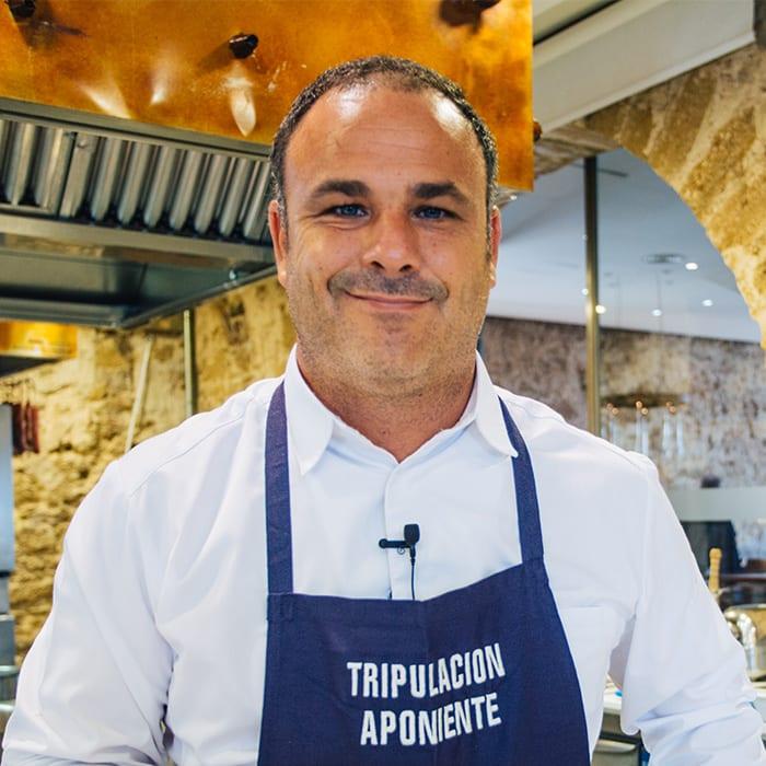 Ángel León, Aponiente Restaurant