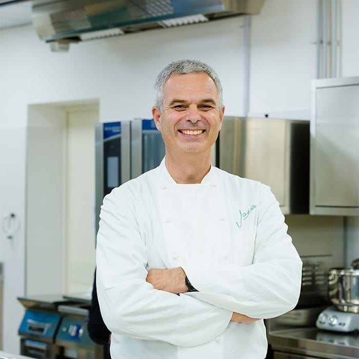 Chef Peter Leemann
