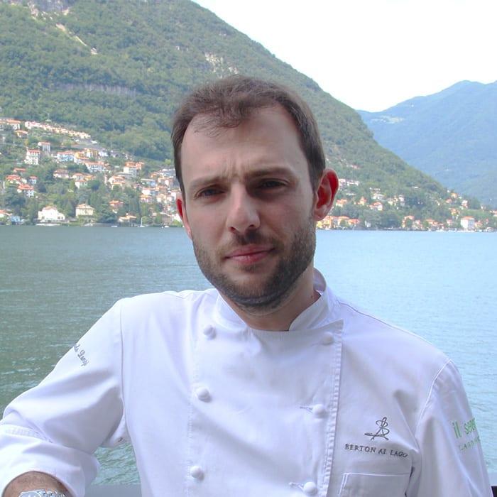Raffaele Lenzi, Berton al Lago, Torno (Como), Italy