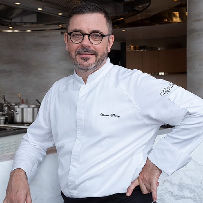 Vincent Thierry, Chef's Table at Lebua at STate Tower, Bangkok, Thailand