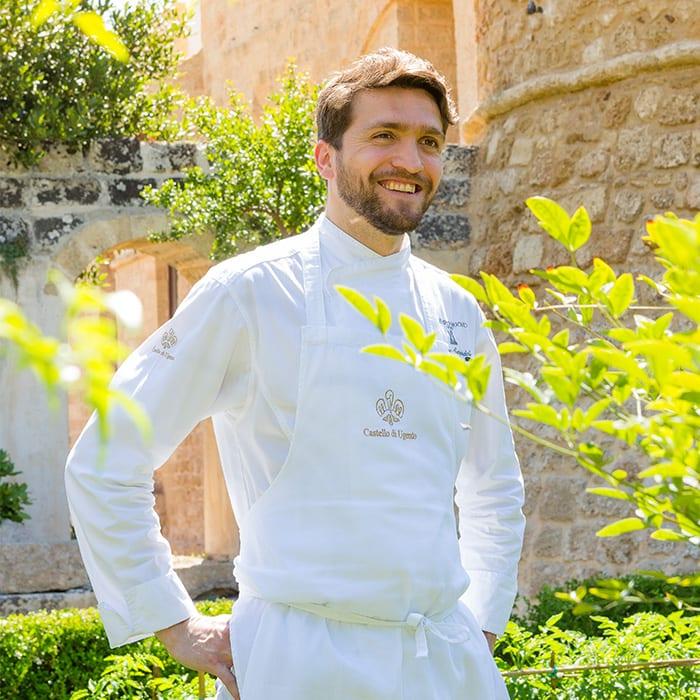 Tommaso Sanguedolce, Executive Chef Il Tempo Nuovo