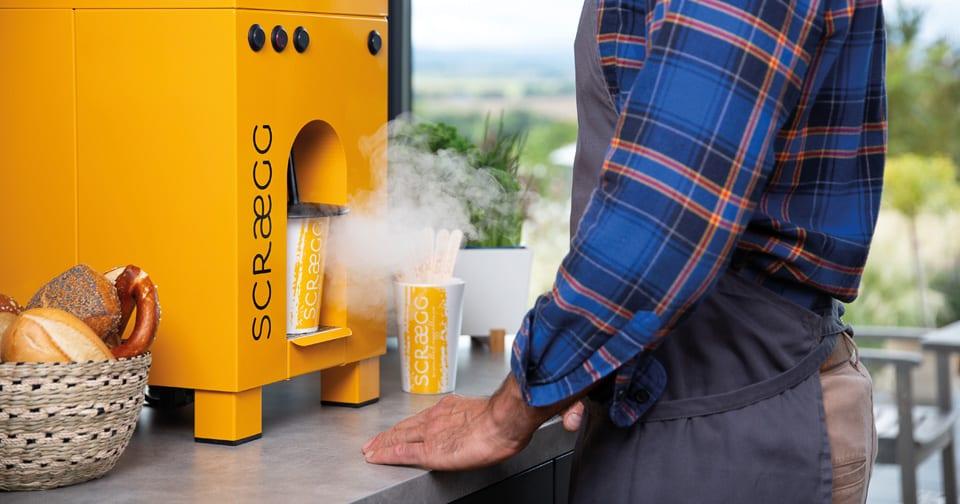 Scraegg Pro, FCSI Innovation Awards winner