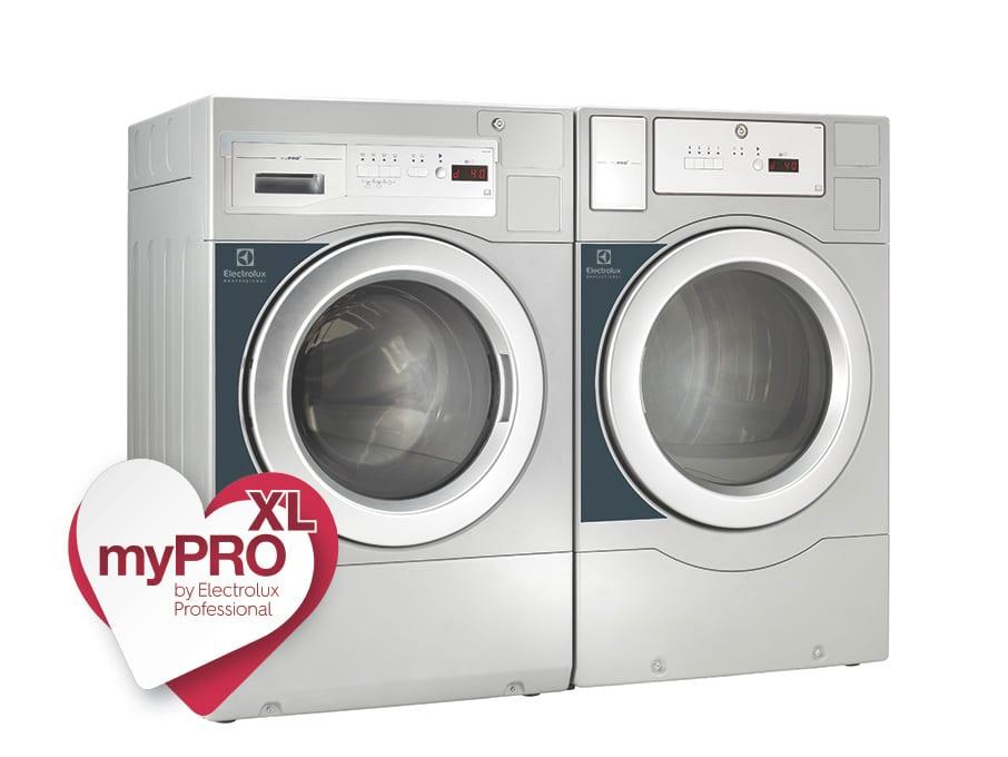 myPRO XL washer and dryer