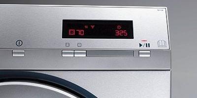 semi-pro dryer display