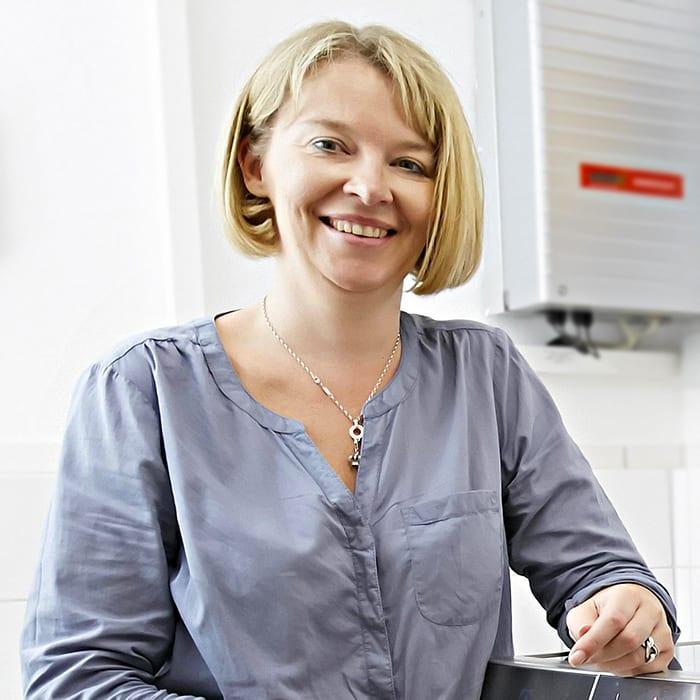 Stefanie Lütkewitte-Fraune, owner