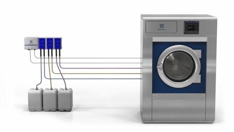 Efficient dosing Line 6000 washer